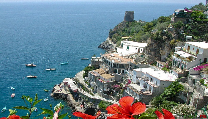 Италия: остров Искья – термальные источники
