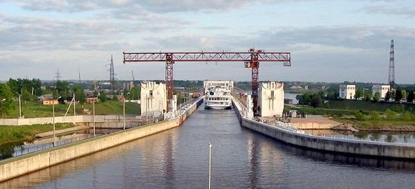 Круизы по Волго-Балтийскому каналу