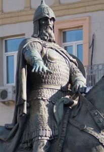 Памятник Юрию Долгорукому в Москве: описание