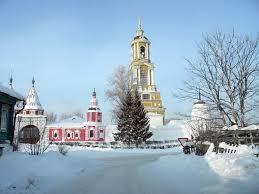 Ризоположенский монастырь в Суздале