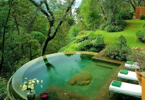 Висячие сады Убуд Бали (Индонезия)